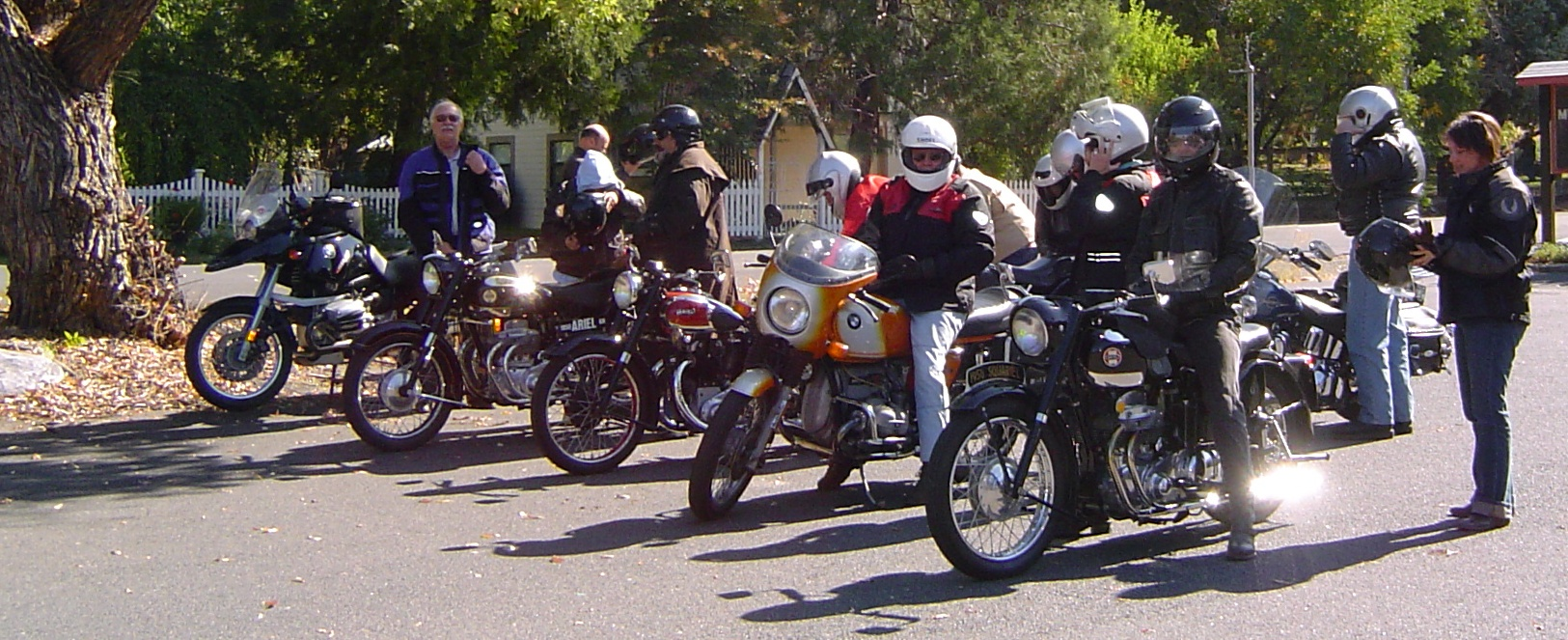 Ariel Motorcycle Club of North America